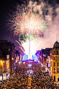 Edinburgh's Light Night 2017