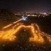 Edinburgh's Hogmanay Torchlight Procession
