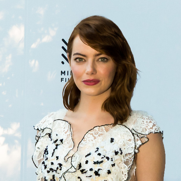 Emma Stone on the Red Carpet - 39th MVFF