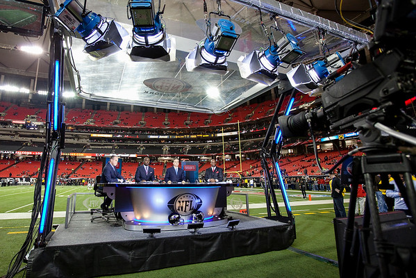 NFL Network Ravens at Falcons