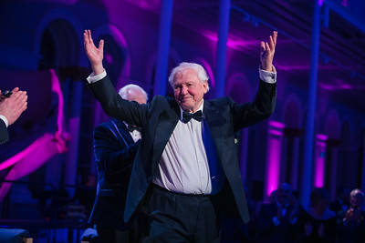 The Hunter Foundation Dinner with Sir David Attenborough