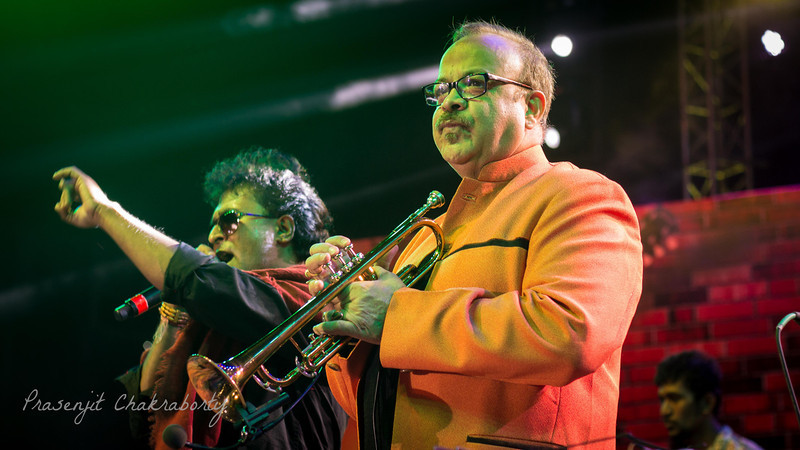 Kishore Sodha, along with Supratik Ghosh, Alive India In Concert Session 2