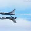 USAF Thunderbirds F-16 Demo Team