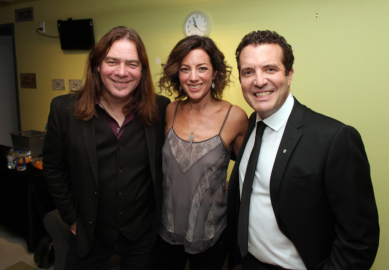 Hope Live 2016 with Sarah McLachlan, Alan Doyle and Rick Mercer at GCTC in Ottawa.