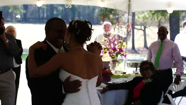chris first dance