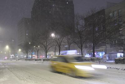 NYC Blizzard<br>12/19/09