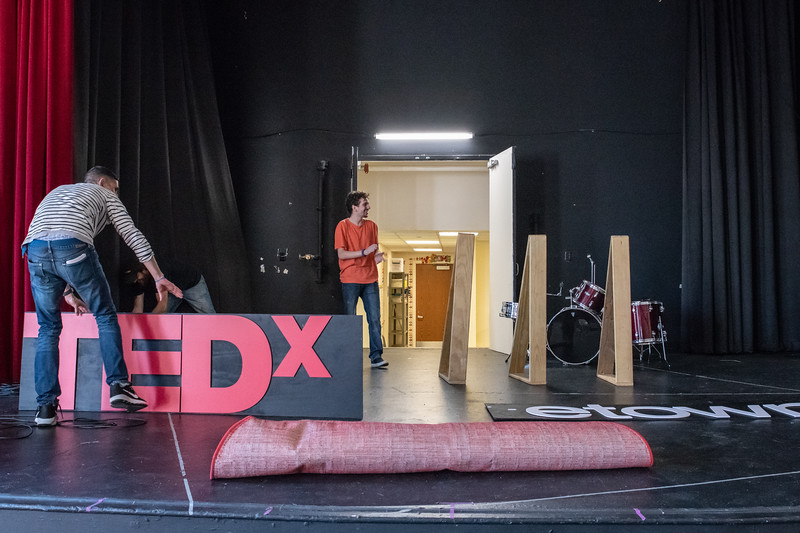 TEDx PTown Dress Rehearsal Day-4