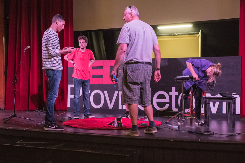 TEDx PTown Dress Rehearsal Day-11