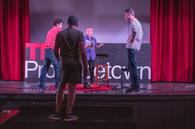 TEDx PTown Dress Rehearsal Day-13