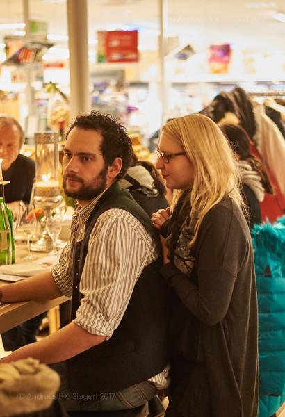Riesling Weinprobe in der Kostbar