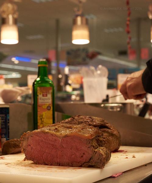 Steak Abend im REWE Grafing