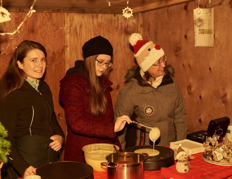 Weihnachtsmarkt 2019 in Parsdorf