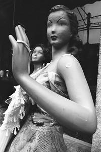 Mannequins, Paris France 2001