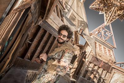 Metamorphosis                Burning Man 2019