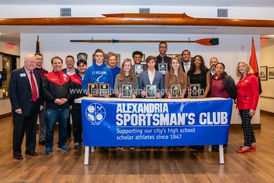 Alexandria Sportsman's Club Mtg - 19 Feb 20