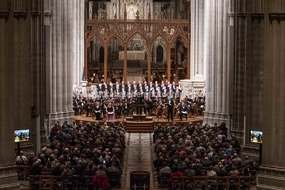National Cathedral Concert, Washington, DC