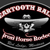 Beartooth Rally and Ironhorse Rodeo Banner with Logo