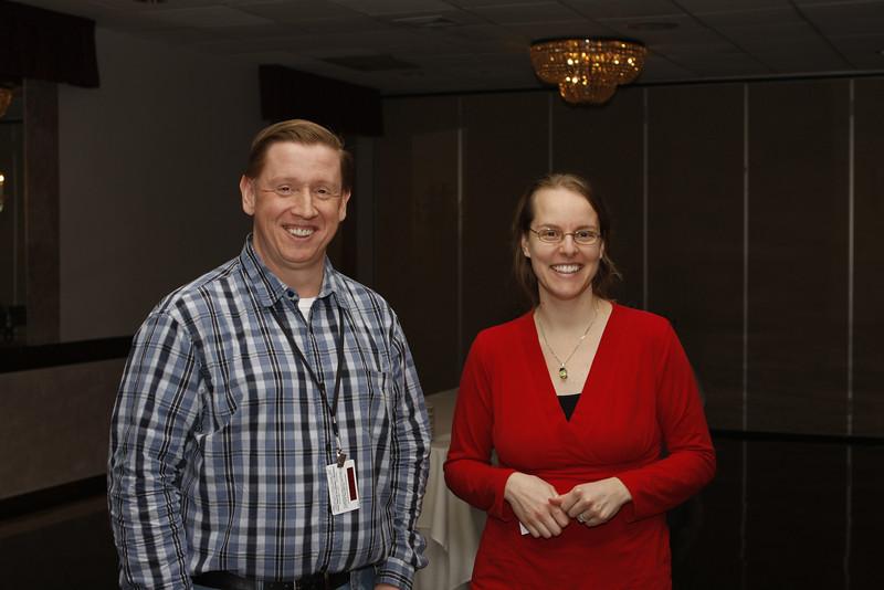 Brian Drendel & Amber Johnson