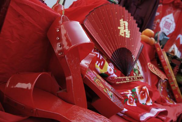 Chinese Wedding accessories