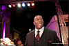 Magic Johnson on the red carpet (CA Hall of Fame)
