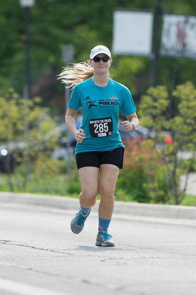 Run with the Police - 5K