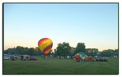 York County Balloon Festival, 2005