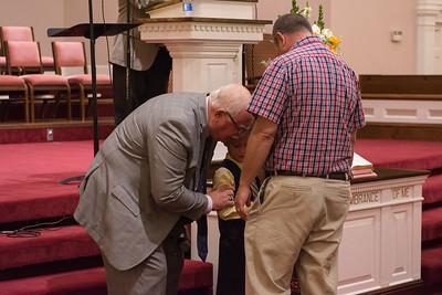 June 14, 2015 - Philadelphia Baptist Church - Smiths Station, AL - Baptist Men's Day - Photo by: Shallain Roberson