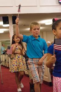 July 5th Patriotic Service