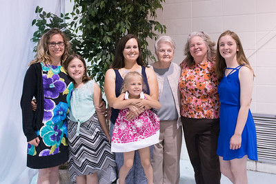 2015 Mother/Daughter Banquet