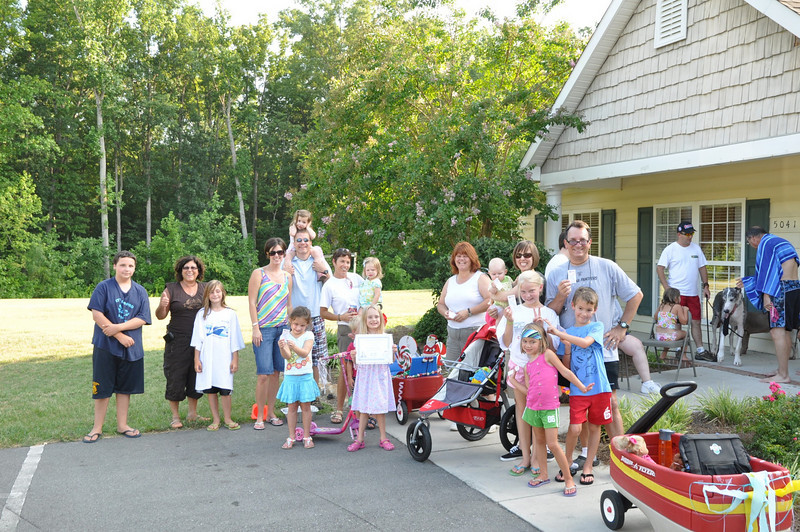 Chestnut Oaks neighbors ready to party at Ice Cream Social