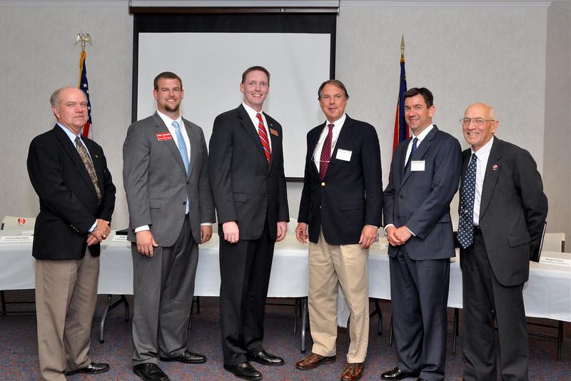Republican UC Commissioner Candidates 2010