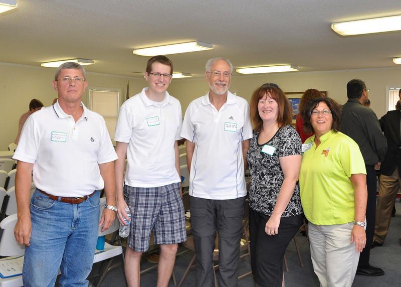 Chestnut Oaks Board Members:<br /> Dave Shrewsbury,Doug Hutton,Bruce Niss,Annette Hammerton,Lorayn DeLuca