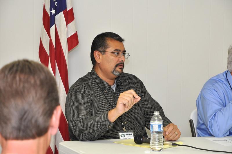 Favio Perez, Pres. Arbor Glen HOA