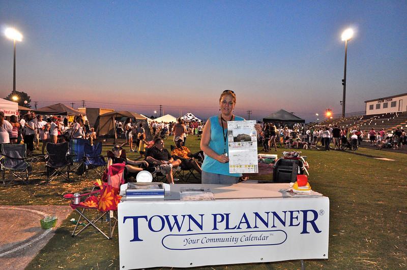 Kenda McCoy, Publisher,Town Planner Community Calendar