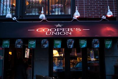 Yelp @ Cooper's Union