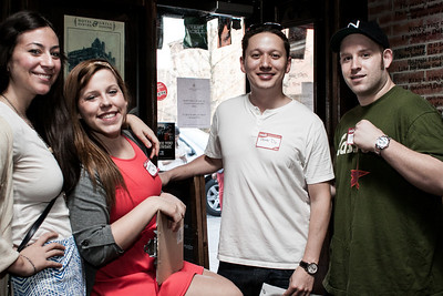 Yelp's Ready for Spring at Cooper's Union