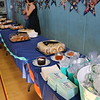 The Snack Table - Melissa Helped set it up