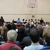 Gibbs Concert Band Plays Siyahamba