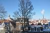 007  Leiden - De Burcht in de sneeuw