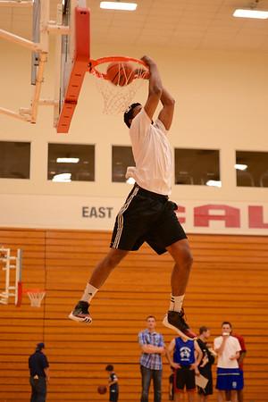 BACC basketball dunk 12086