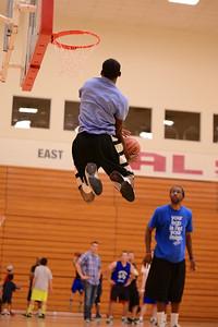 BACC basketball dunk 12093