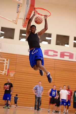 BACC basketball dunk 12047