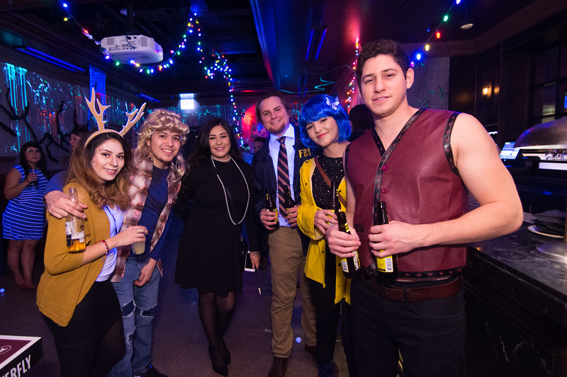 AceBounce Halloween Party