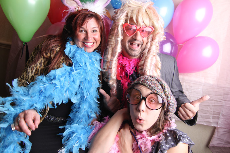 photo booth bar mitzvah party nj ny