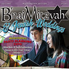 Photo on Cover of B'nai Mitzvah and Jewish Weddings Magazine Guide Bar Bat Mitzvah Washington DC VA MD area
