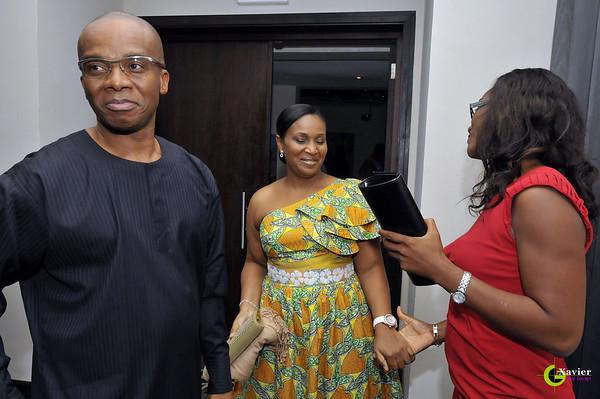 Ken & Ofunne Odogwu's carol night