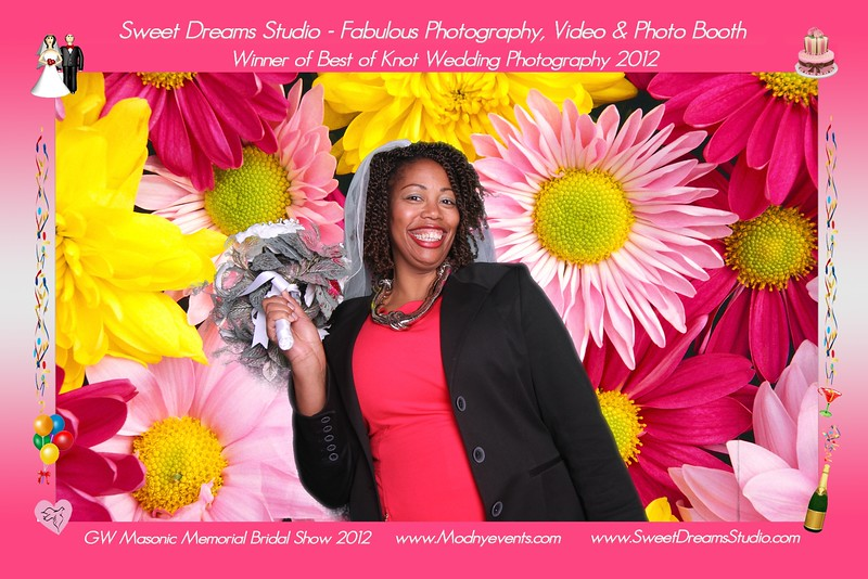 photo booth nj nyc bridal show