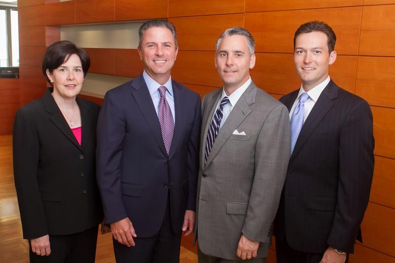 Team Photography Merrill Lynch Wealth Management Financial Advisors NJ NY