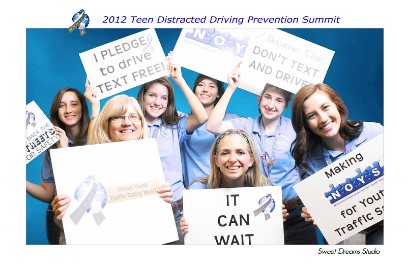 Photo Booth Rental for NOYS Teen Distracted Prevention Driving Conference NJ NY