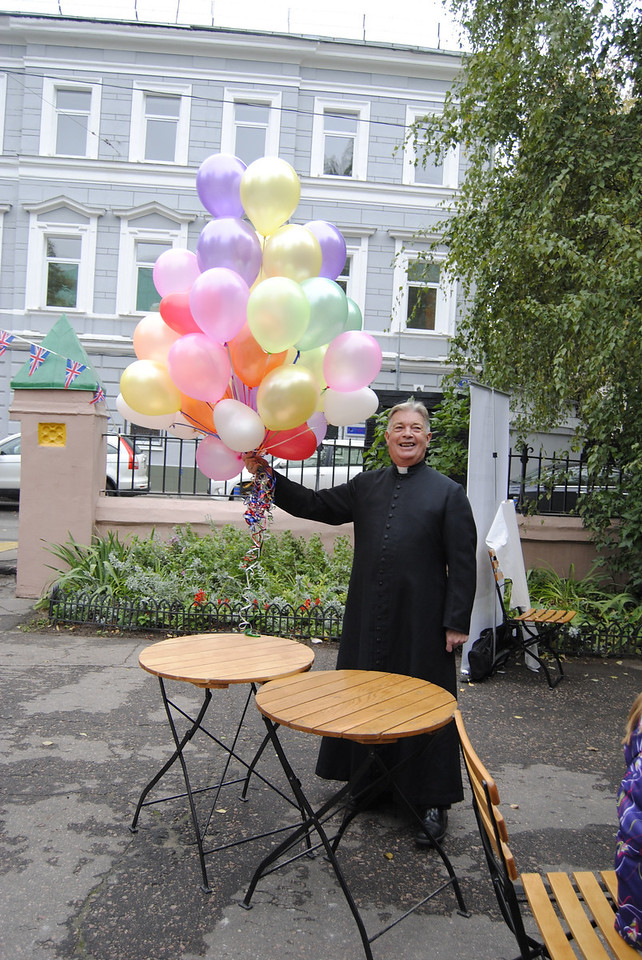 Moscow Village Fete - September 2013